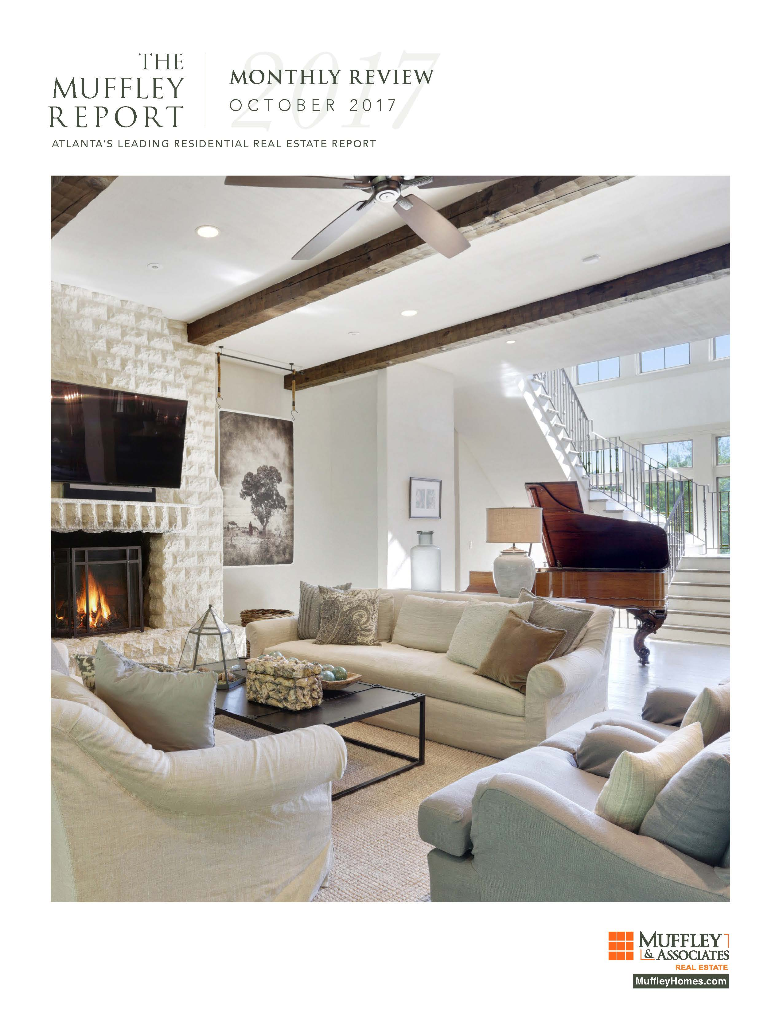 Muffley Home Report, Atlanta's Leading Residential Real Estate Report