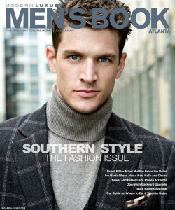 Men's Book Atlanta Mikel Muffley Guest Editor Cover