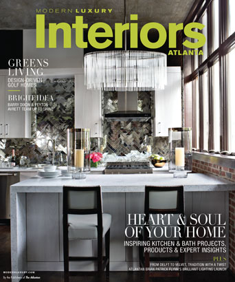 INTERIORS Magazine Ad Muffley & Associates Real Estate