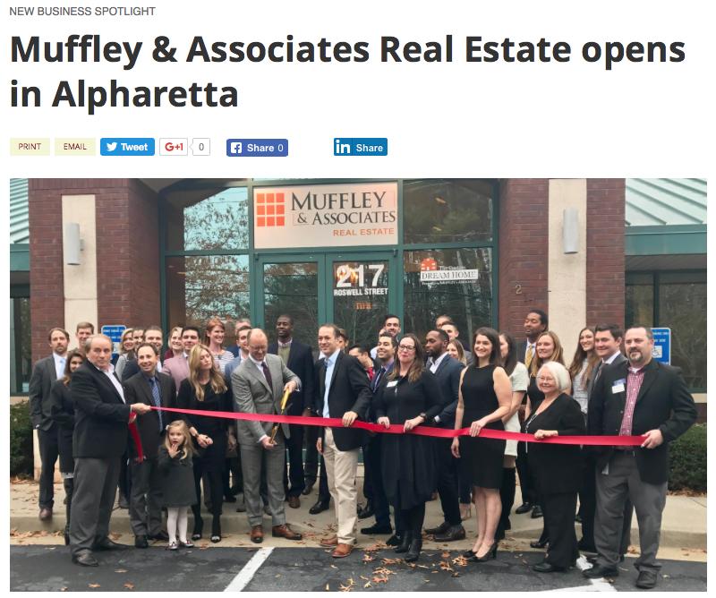 Muffley & Associates Real Estate Alpharetta office