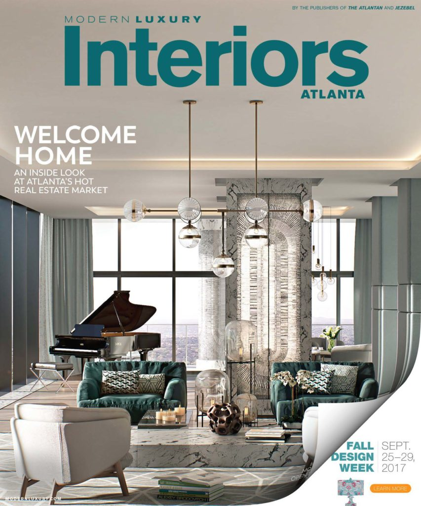 """Recently featured in Interiors' """"About Town"""" column, The Kelly Historic Norcross celebrated its groundbreaking on June 29"""