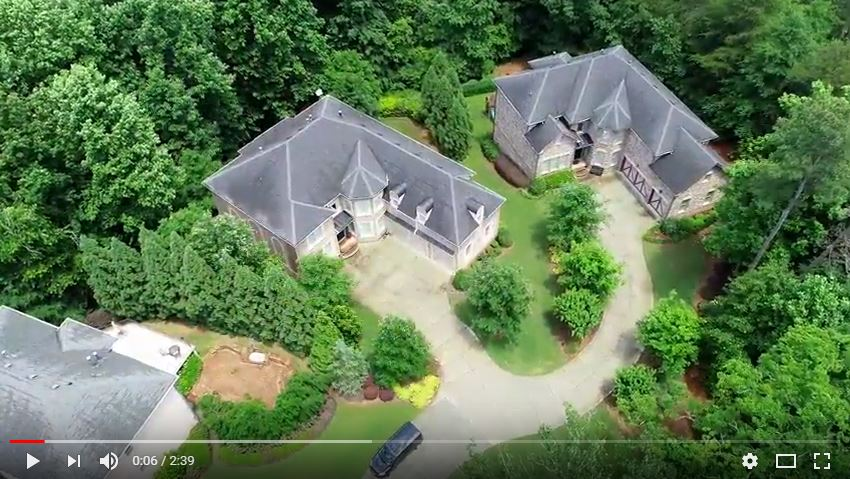 5163 Northland Drive, a grand home for sale in Atlanta desirable Sandy Springs area.